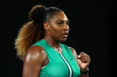 20 years on: Serena Williams' first WTA title