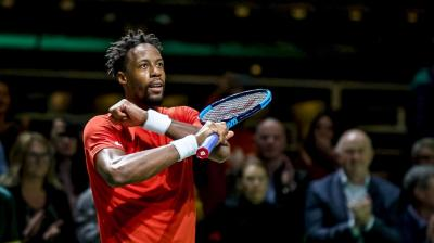 Wrist injury forces in-form Gael Monfils to withdraw from Marseille