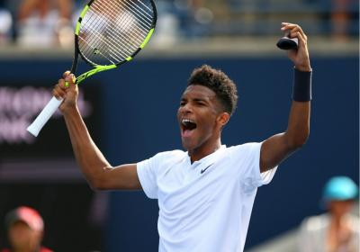 Felix Auger-Aliassime: I don't put myself limits, I'm aiming for stars