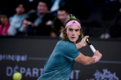 ATP Marseille: Stefanos Tsitsipas and Ugo Humbert lead youngsters charge