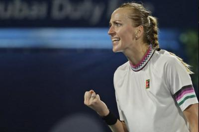 Petra Kvitova: It's always tough to play Venus
