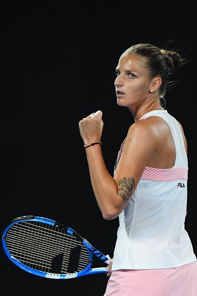 Is Karolina Pliskova closing in with a recipe for her WTA tour success?
