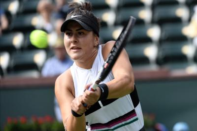 Bianca Andreescu cracks the top 50 and sets sights on No. 1