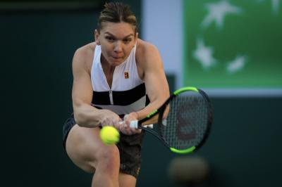 Simona Halep: I won't give up
