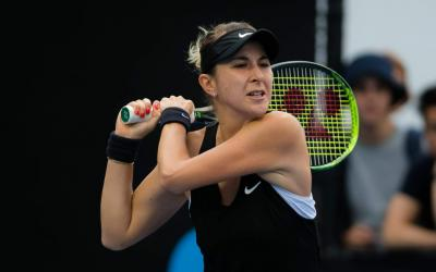 Belinda Bencic: I played a great match
