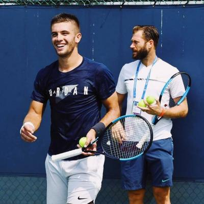 Borna Coric to be without coach Kristijan Schneider for rest of season