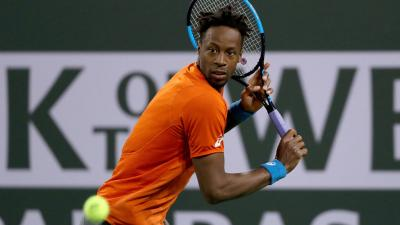 Gael Monfils withdraws from Indian Wells quarter-final clash due to injury