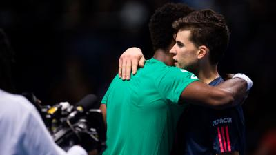 Dominic Thiem reflects on Gael Monfils' shock Indian Wells withdrawal