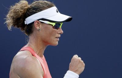 Sam Stosur: I really like the courts in Miami