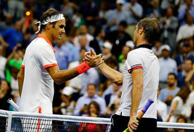 Gasquet: 'Roger Federer doesn't surprise me, his desire is still there'