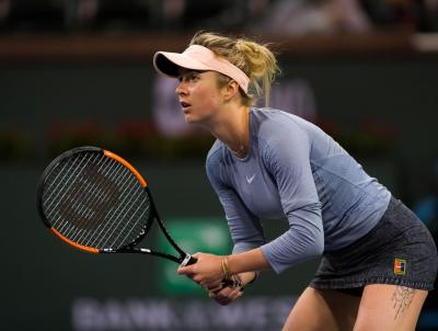 Elina Svitolina: Between regularity and the last step