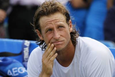 ATP - David Nalbandian aims for worlds top 50 next year