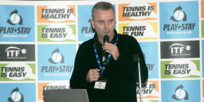 David Miley Confirms Bid to become ITF President
