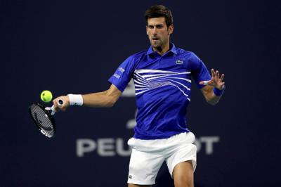 Djokovic: 'Without my family and team, I would have not made a comeback'
