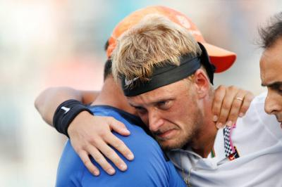 Nicola Kuhn after Miami collapse: Not everyone can be like Rafael Nadal