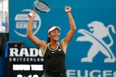 Destanee Aiava wins first ACT Claycourt International