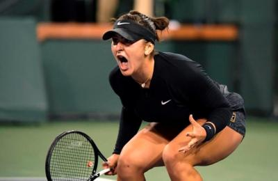 Bianca Andreescu: I was one step ahead today