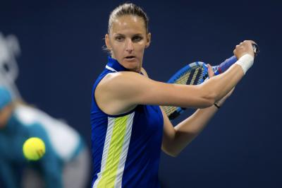 """There's always a chance"": Karolina Pliskova on remaining positive"