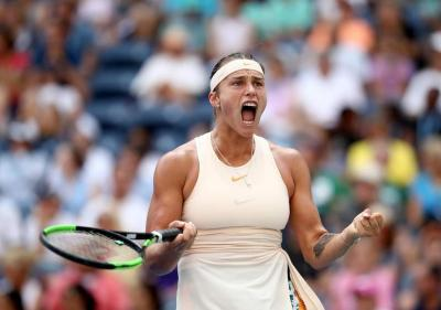 Aryna Sabalenka: I don't really feel pressure on the clay court