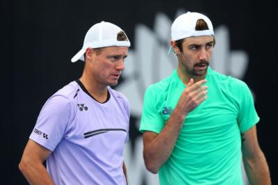 ATP Houston: Lleyton Hewitt and Jordan Thompson edged out by No. 2 seeds