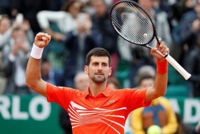Novak Djokovic is still nervous, says pundit