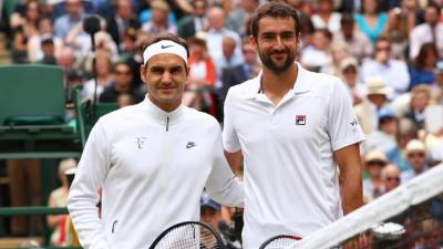 Marin Cilic: Roger Federer is French Open favorite after Nadal, Djokovic