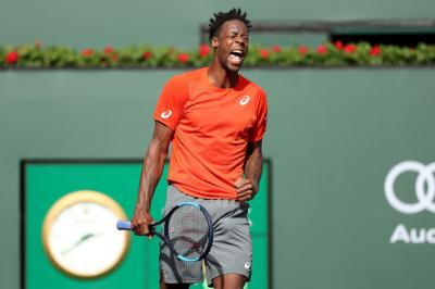 Gael Monfils expected to return to action at Estoril Open