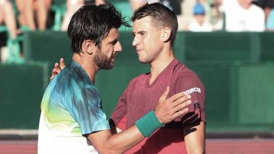 ATP Monte Carlo: Jurgen Melzer and Dominic Thiem bow out of event