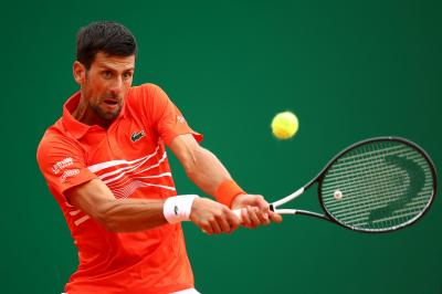 Novak Djokovic: 'Daniil Medvedev is one of the rising stars'