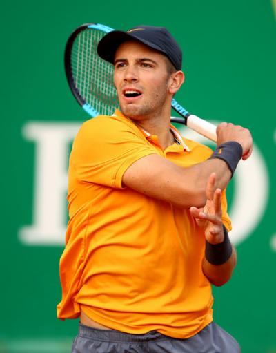 Borna Coric knocks Herbert out-Falls to Fognini in quarters at Monte-Carlo