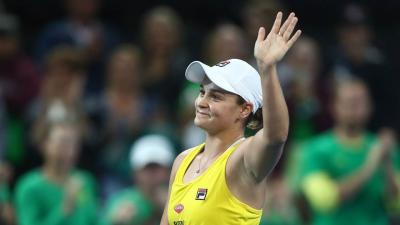 Evonne Goolagong Cawley: It's such a pleasure to see Ash Barty play