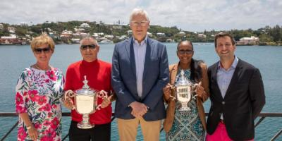 Bermuda Tourism Authority Becomes Exclusive Tourism Sponsor of the US Open