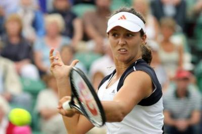 Laura Robson Keen to Get Back to British Fed Cup Team