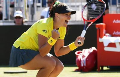 Casey Dellacqua nominated for pride in sport award