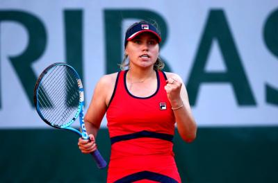 Sofia Kenin has talent, but will she receive the love of the crowd?