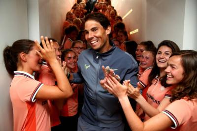Rafael Nadal: 'Not all the best sportsmen are humble'