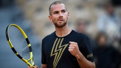 Mannarino speaks on how he was preparing for match resumption against Coric