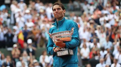Nick Kyrgios: I knew Rafael Nadal was going to win French Open