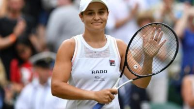 Ashleigh Barty: 'I'm just trying to do the best to pave my own path '