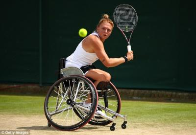 Jordanne Whiley: Serena Williams is the reason for my comeback