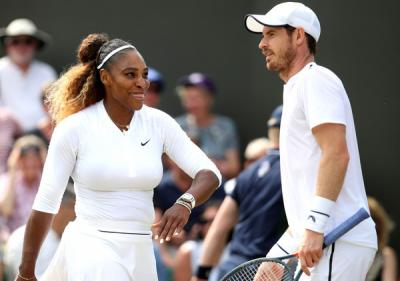 Can Serena Williams debut at mixed doubles be a positive in her own game?
