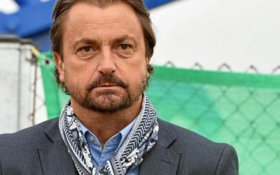 Henri Leconte: 'Maybe I'm a little frightening'
