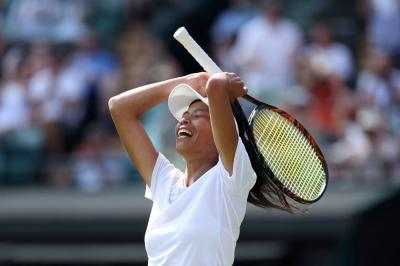 The Hsieh Su-wei style of tennis nets her a doubles Wimbledon title