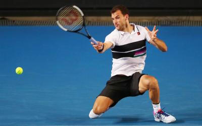 Grigor Dimitrov Unsure About Playing Davis Cup Against South Africa