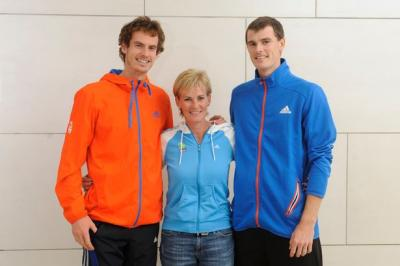 Judy Murray's advice to parents of young players