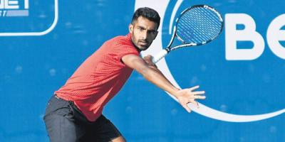 Prajnesh Gunneswaran: My game is not the typical Indian style