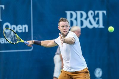 The tough comeback of Jack Sock forces him to think on the future