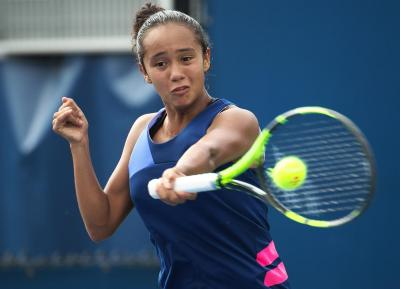 Lylah Fernandez Aims to Break Into Top 200 of World Rankings