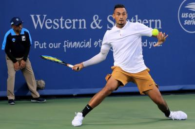 It can be frustrating to be a Nick Kyrgios fan