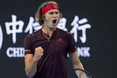 Alexander Zverev signs up to play Beijing
